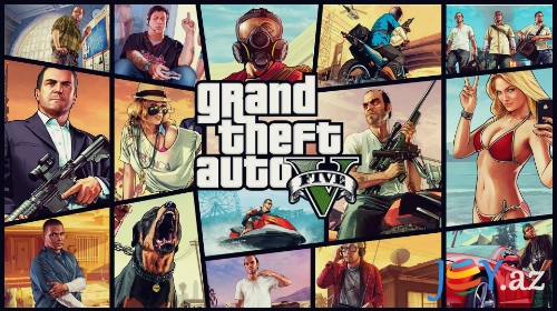 Grand Theft Auto V (2015) PC (Yüklə) (100% Working)